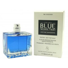 A. Banderas BLUE SEDUCTION M tester edt 100ml