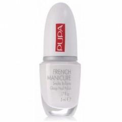 Pupa FRENCH MANICURE NAIL лак для ногтей, 5ml