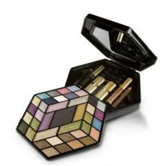 Ga-De GEMSTONES SET набор косметики тени 51,4 g,тушь 4 ml,помады 2 x 4,2 g,блеск 4,2 ml,карандаш для век,карандаш для губ