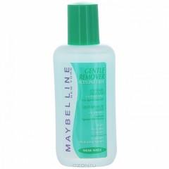 Maybelline GENTLE REMOVER cредство для снятия лака без ацетона, 125 ml