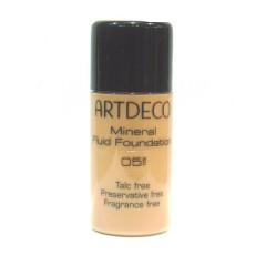 Artdeco MINERAL FLUID FOUNDATION тональная основа для лица,минеральная, 15 ml (тестер)