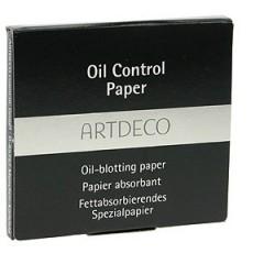 Artdeco OIL CONTROL PAPER салфетки матирующие для лица, 100 шт.