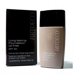 Artdeco LONG LASTING FOUNDATION тональная основа для лица,стойкая, 30 ml